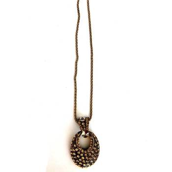 Drop Long necklace/JW-676