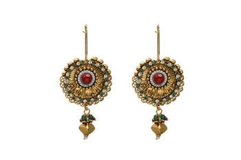 Traditional Bali Earrings