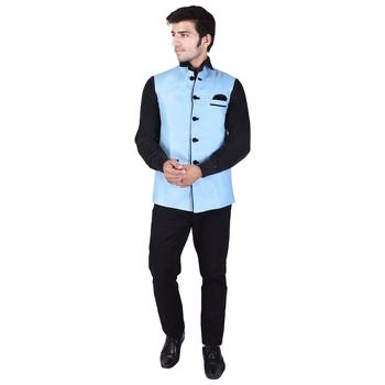 Blue Jute Modi Jacket