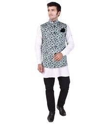 Green Cotton Modi Jacket