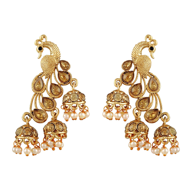 4879ade07 Earrings - Buy Indian Earrings for Women   Girls Online