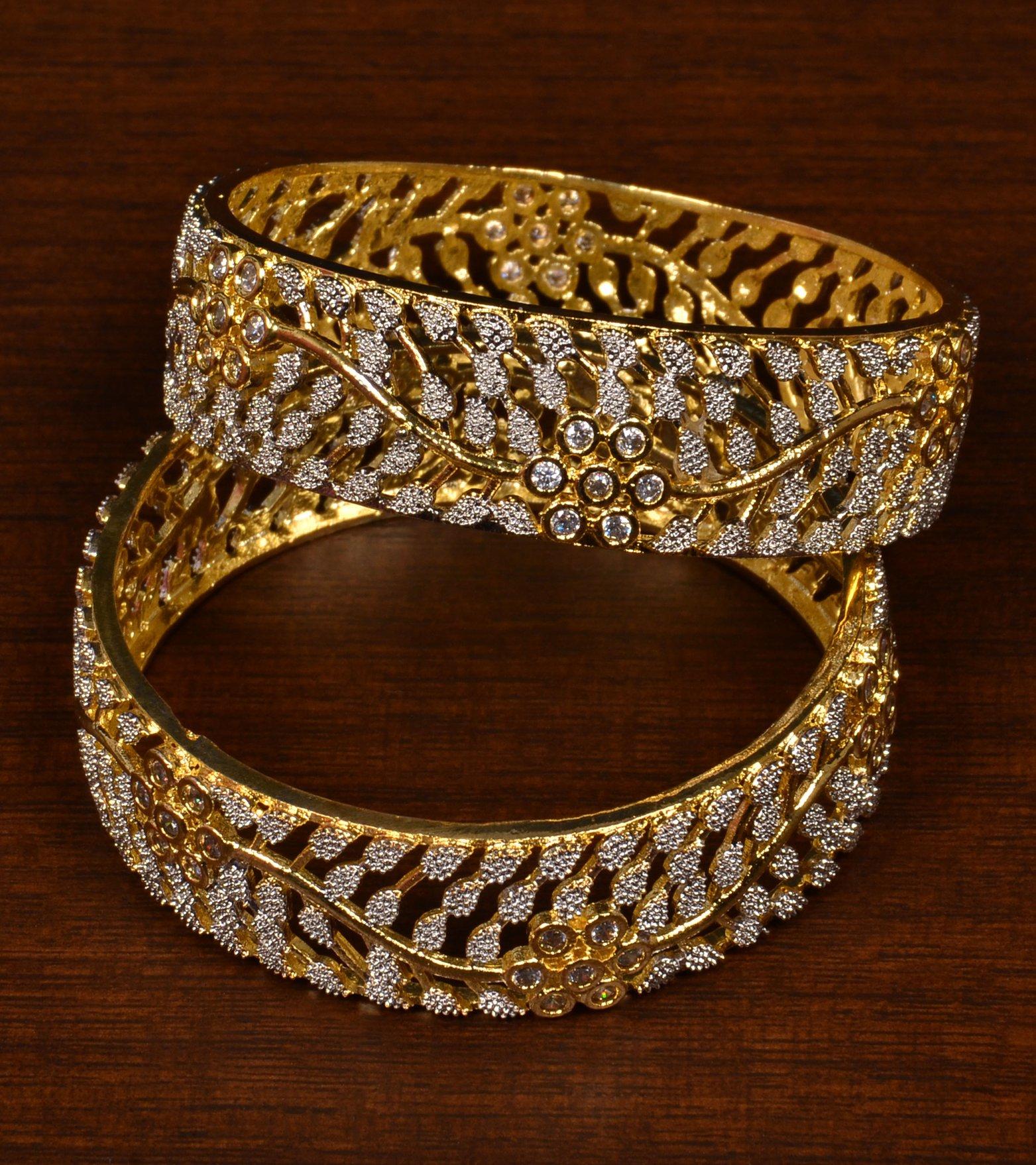Maayra Blue Indian Festive Ring Hand Crafted Adjustable Filigree Wedding Ring