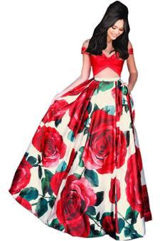 8f9de2b0a1d1f Multicolor printed satin semi stitched lehenga. Shop Now
