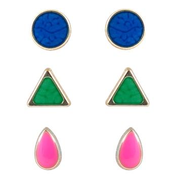 Classic 3 pair of gift earrings