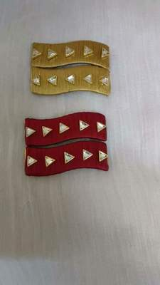 Red hair-accessories