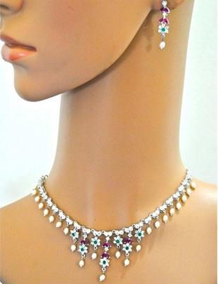 Delicate Pearl Drops