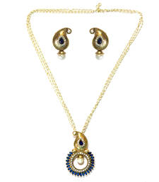 Buy Blue Spinel necklace-sets necklace-set online