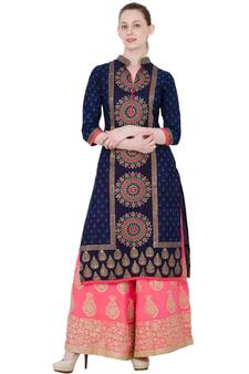 65440fb8979 Long Kurtis - Buy Designer Long Kurti Online for Girls   Best Price