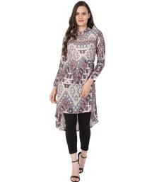 Mythya Womens Printed Rayon Tunic