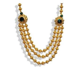 Jav Mani Triveni Haar Necklace