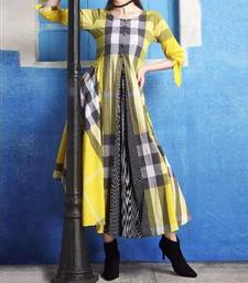 Buy Multi colour Digital prited dress maxi-dress online
