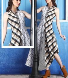 Buy Multi colour Digital printed dress maxi-dress online