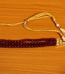 Ruby Kundan Meenakari Choker Necklace