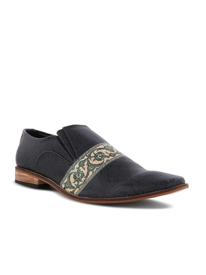 Men's Multicolor Sheet Sole Material Loafers Shoe