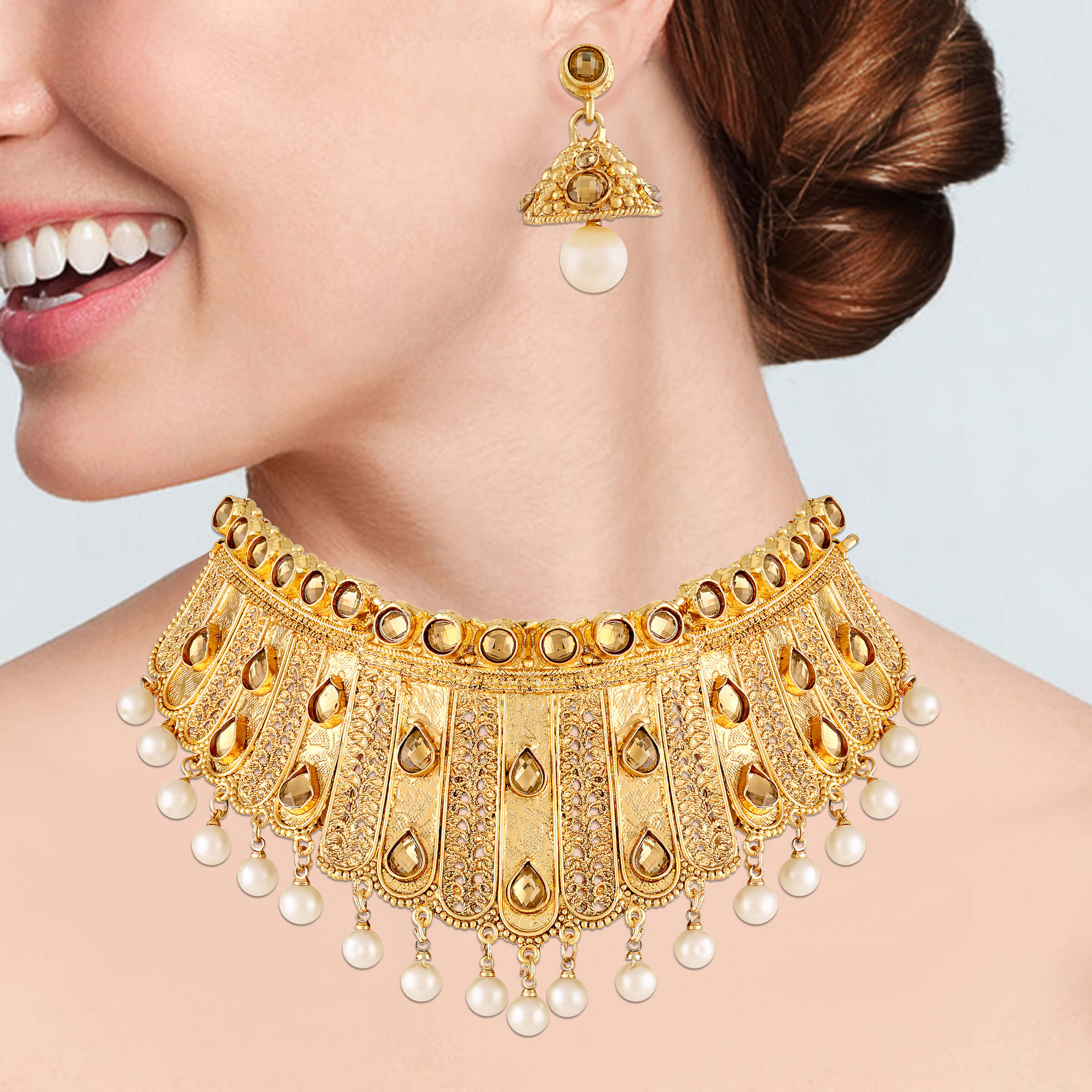 b98ac9c6de1ad Necklace Sets Online | Online Shopping for Necklaces Designs | Pearl ...
