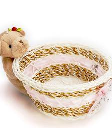 Buy Teddy Style Gift Basket Tray thanksgiving-gift online