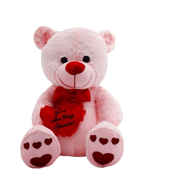 Pink Sweet Teddy Plush Toy