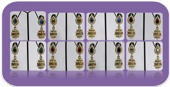 Bumper Offer Of 8 Set Small Jhumka Earring