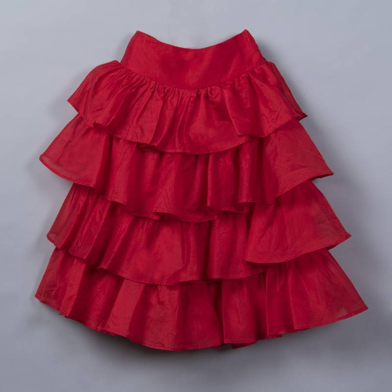 9928e03c1 Red frill skirt with top - Sugar candy - 2657381