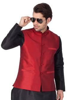 cbd981b2c Nehru Jacket – Latest Traditional Nehru & Modi Jackets for Men Online