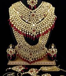 Buy Multicolor kundan bridal sets women-ethnic-wear online