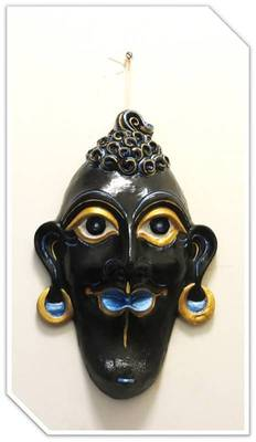 Soul Healer - Tribal Mask