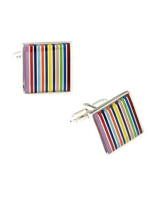 Multicolor Cufflink