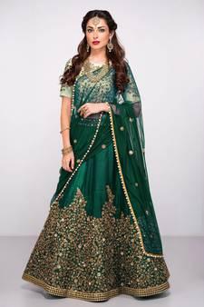 Other Women's Clothing Ambitious Stylish Dulhan Wedding Lehenga Choli Designer Party Wear Pakistani Choli Lehenga