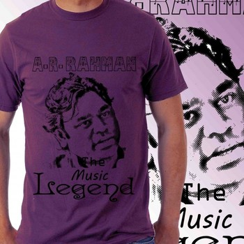 Ar.Rahman Music Legend T-shirt