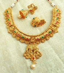 Buy Multicolor necklace-sets necklace-set online