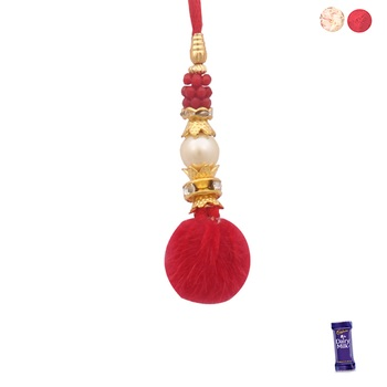 Exclusive Lumba Rakhi for Rakshabandhan