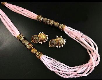 Bronze Necklace Sets