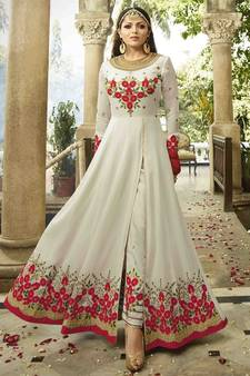 Anarkali Salwar Kameez Buy Anarkali Suits Dresses Online
