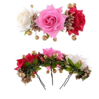 Pretty Colourful Roses Venni For Festival