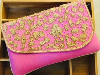 Nalki Handwork Smart Clutch