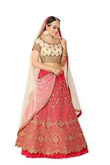 9c0c1c6982 Silk Lehenga Online - Buy Silk lehenga Choli with Dupatta