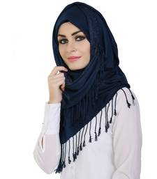 Momin Libas Embroidered Viscose Girls Scarf