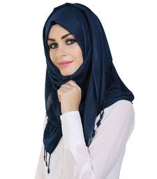 Momin Libas Solid Viscose Girls Scarf