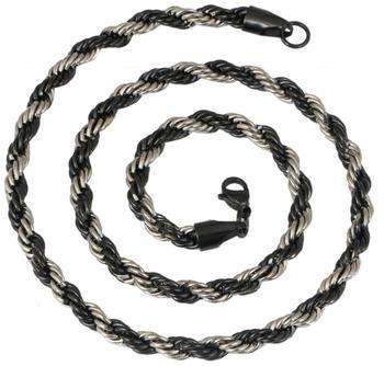 stainless steel gold plated silky snake Herringbone cha