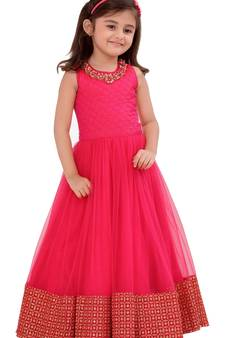 2fc08fe61550 Gowns for Girls - Buy Indian Kids Gown Online