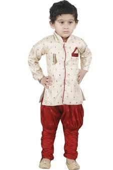 a49452326e48b Indo Western Dress for Boy – Buy Indian Kids Indo Western Wear Online