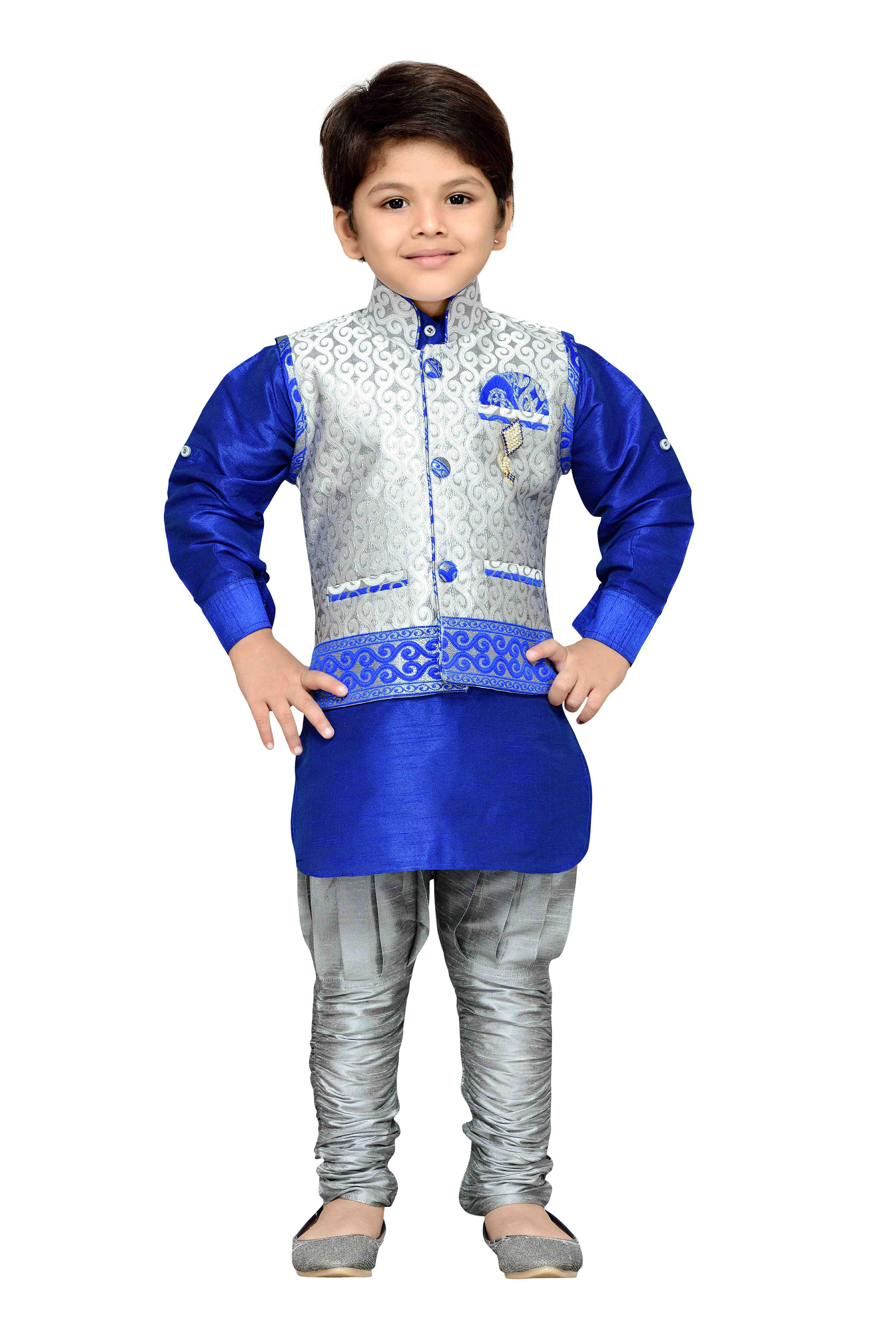 96ca0ddf6d Kids Kurta Pajama – Buy Designer Kurtas for Kids Online | Boys Kurta ...
