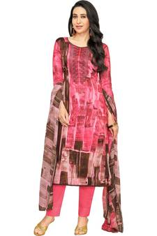736c33f311 Pink Suits Online | Buy Pink Color Salwar Kameez from Best Designers ...