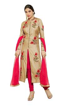 1d9a892ea36 Red Salwar Suits - Buy Red Color Salwar Kameez Online for Wedding