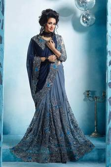 344daea045 Fancy Sarees Online | Buy Fancy Silk Blouse Designs @ Best Price