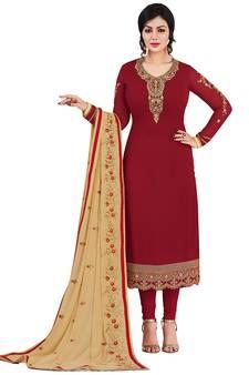 8e212e552b Ayesha Takia Salwar kameez Suits Online @ Mirraw Celebrity Shopping