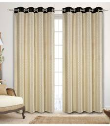 Buy Curtains for Long Door 9 feet by FRIMERR |curtains 9 feet set of 4 Pcs ( Four Pcs ) curtain online