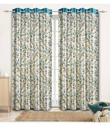 Buy Curtains for Door 7 feet by FRIMERR |curtains 7 feet set of 2 Pc ( Two Pcs ) curtain online