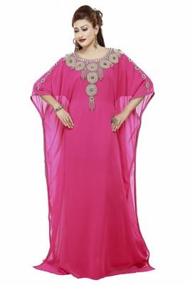 Pink Get This Modern Kaftan At Ramadan Arabic Kaftan Dres