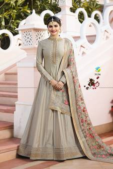 0fa8ae36f7e66 Semi-Stitched Suits Designs - Buy Semi Stitched Salwar Suits Online ...